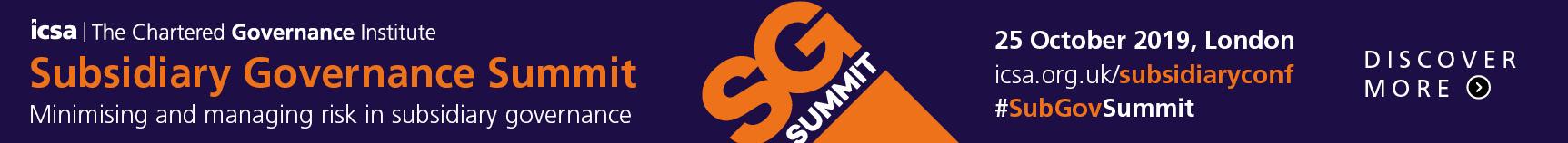 ICSA SG Summit