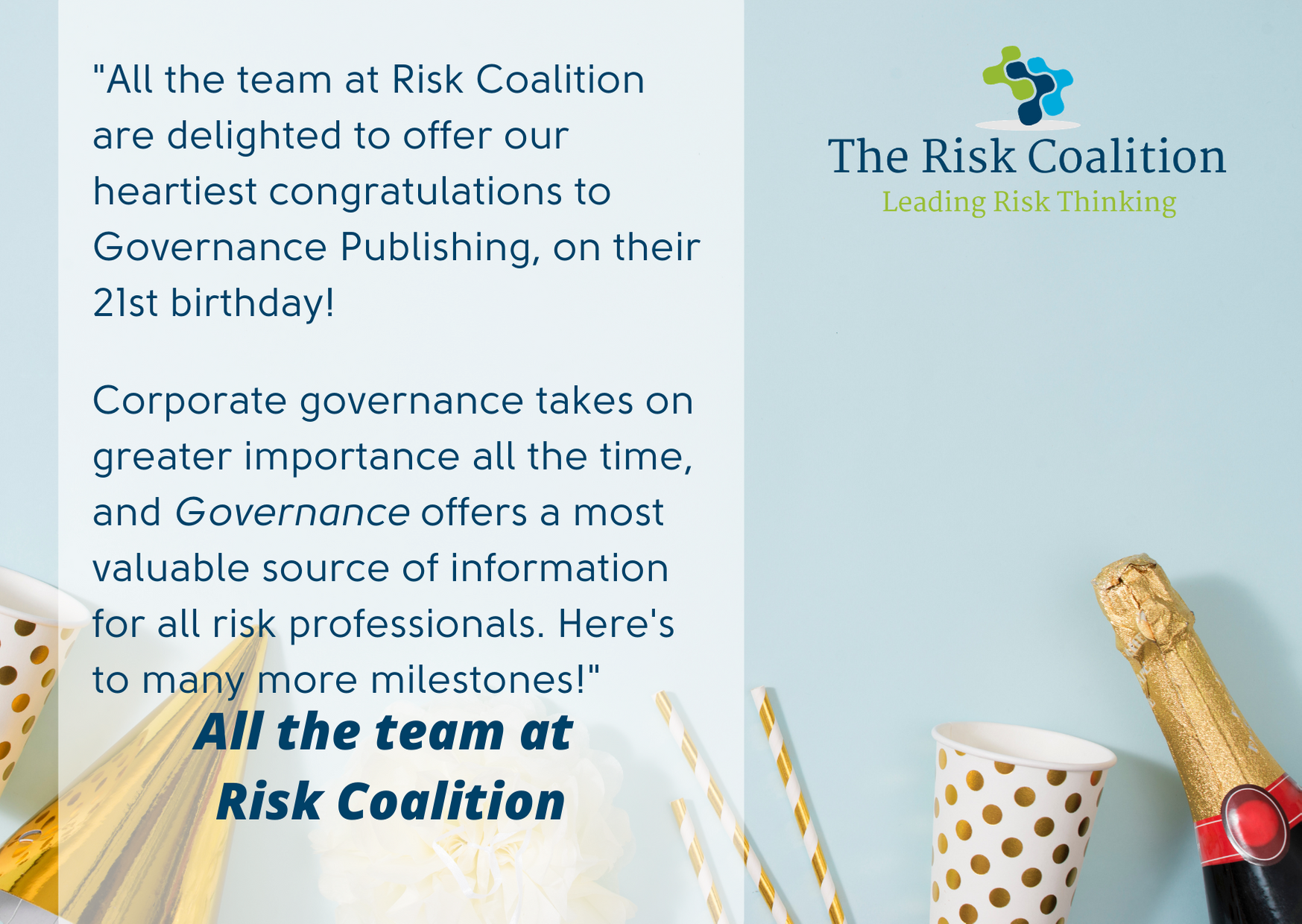 Risk Coalition